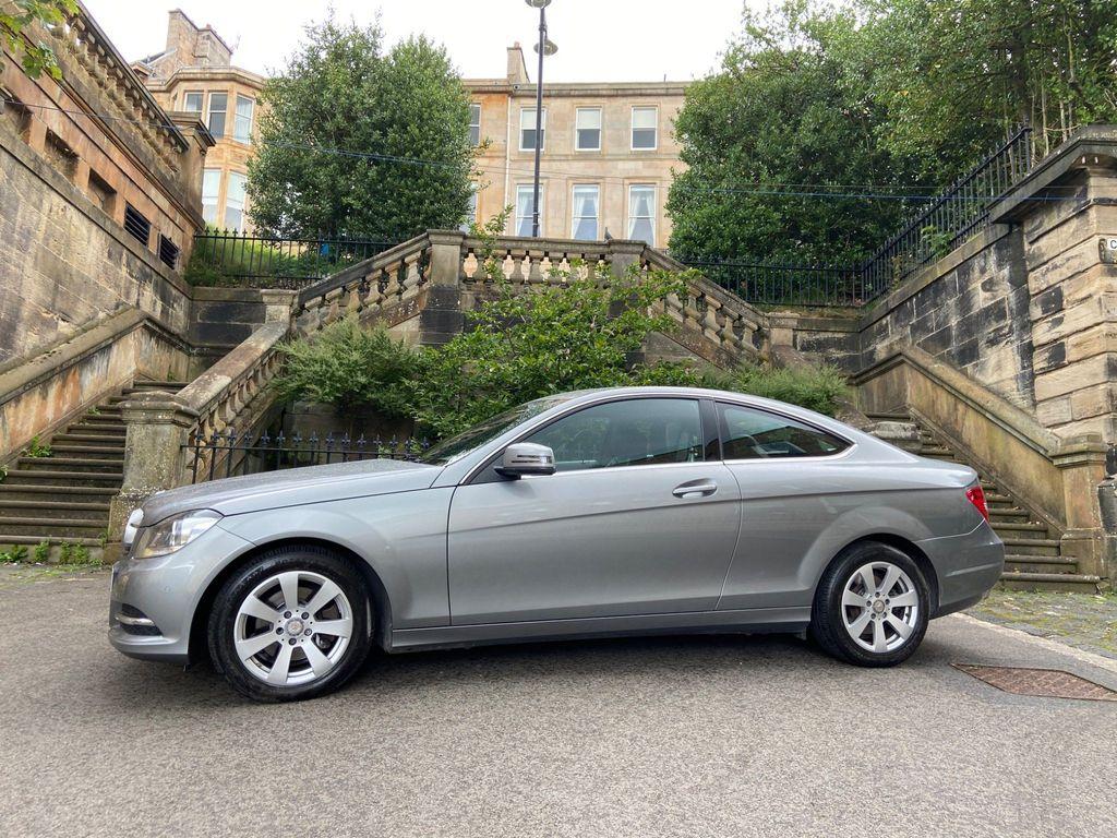Mercedes-Benz C Class Coupe 2.1 C220 CDI SE (Executive) 7G-Tronic Plus 2dr
