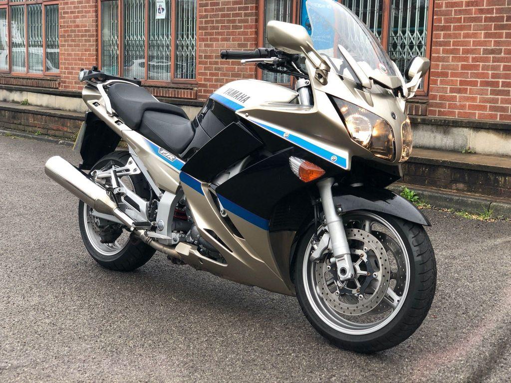 Yamaha FJR1300 Tourer 1300 A