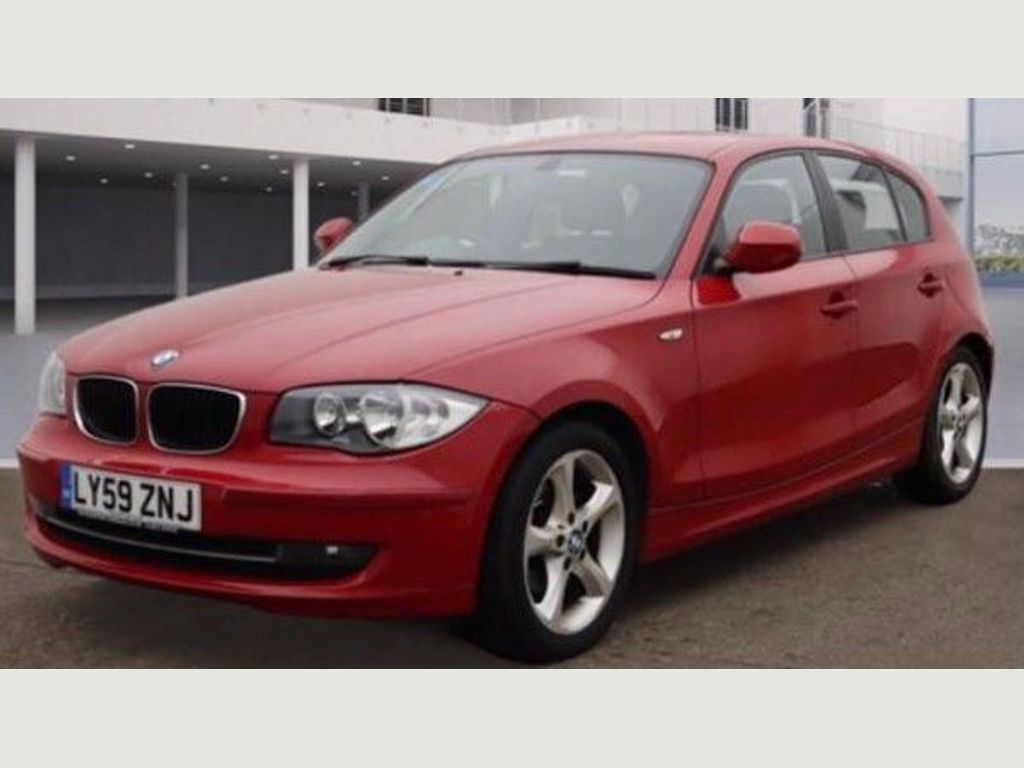 BMW 1 Series Hatchback 1.6 116i Auto 5dr