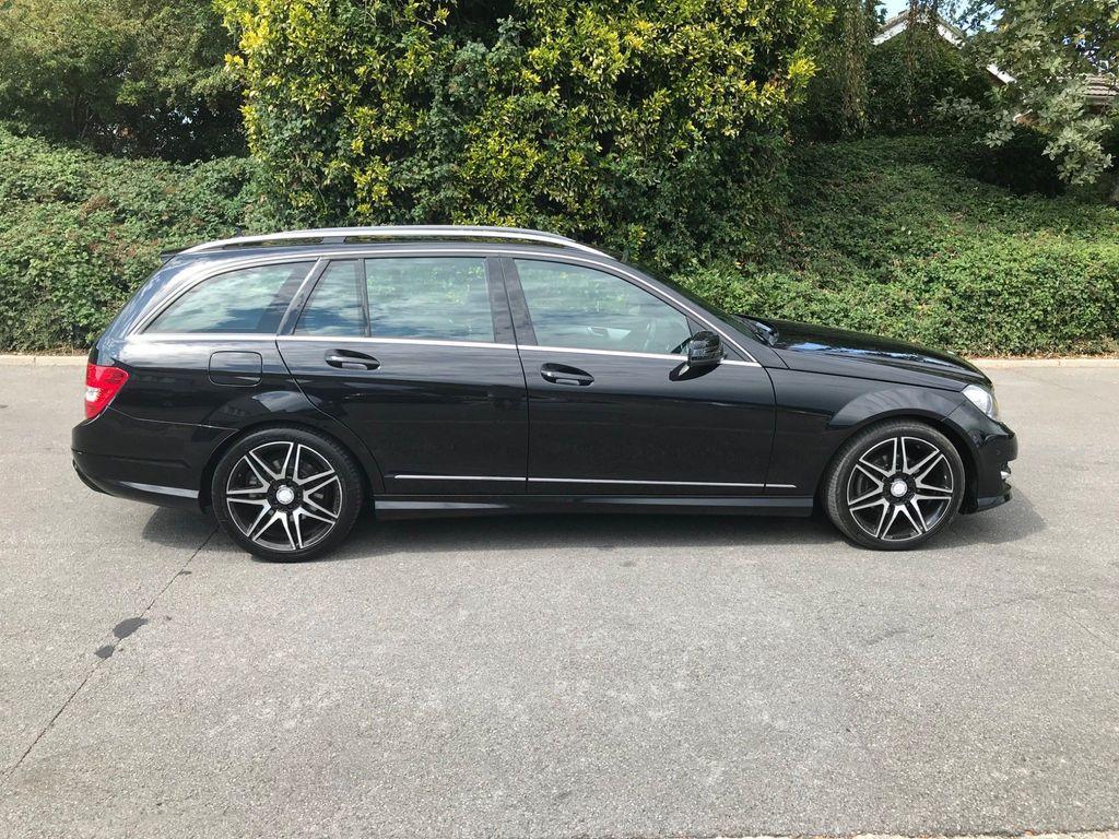 Mercedes-Benz C Class Estate 2.1 C200 CDI AMG Sport Plus 7G-Tronic Plus 5dr