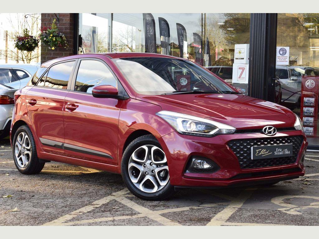 Hyundai i20 Hatchback 1.2 Premium Nav (s/s) 5dr