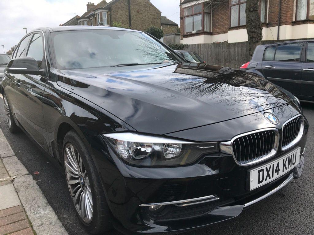 BMW 3 Series Saloon 2.0 320d BluePerformance Luxury (s/s) 4dr