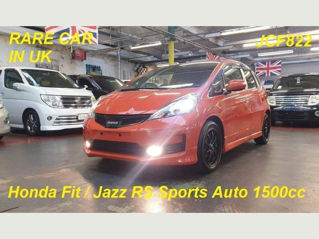 Honda Jazz Hatchback 1.5 RS SPORTS MUGEN AUTO LM ALLOYS