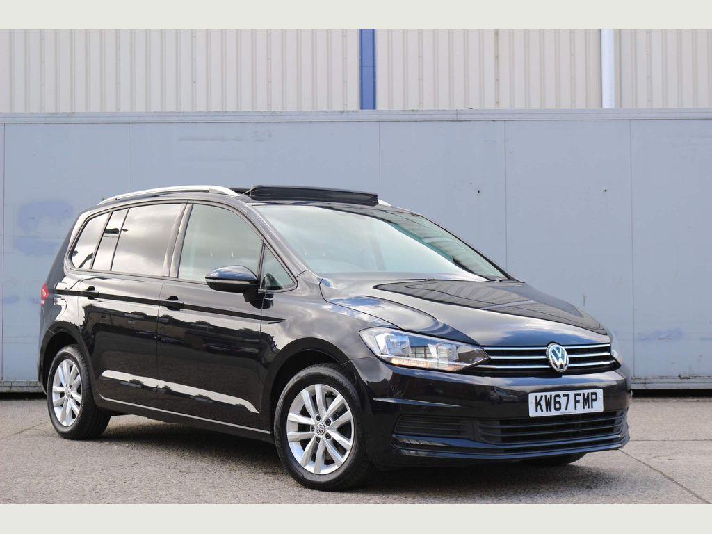 Volkswagen Touran MPV 2.0 TDI SE Family DSG (s/s) 5dr