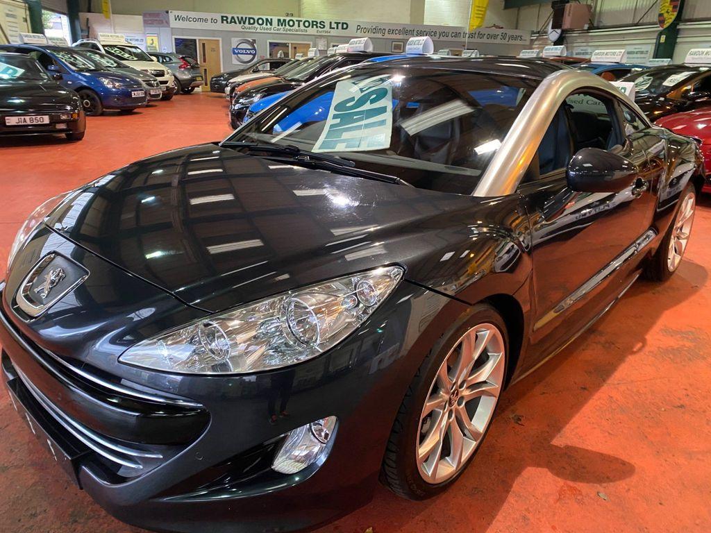 Peugeot RCZ Coupe 1.6 THP GT 2dr