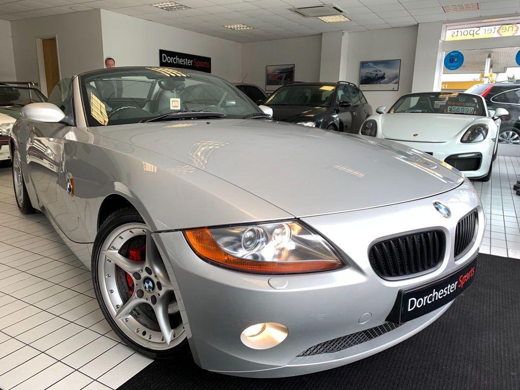 BMW Z4 Convertible 3.0 i SE Roadster 2dr