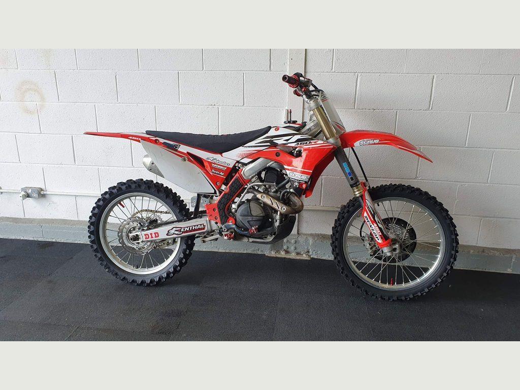 Honda CRF450R Motocrosser 450