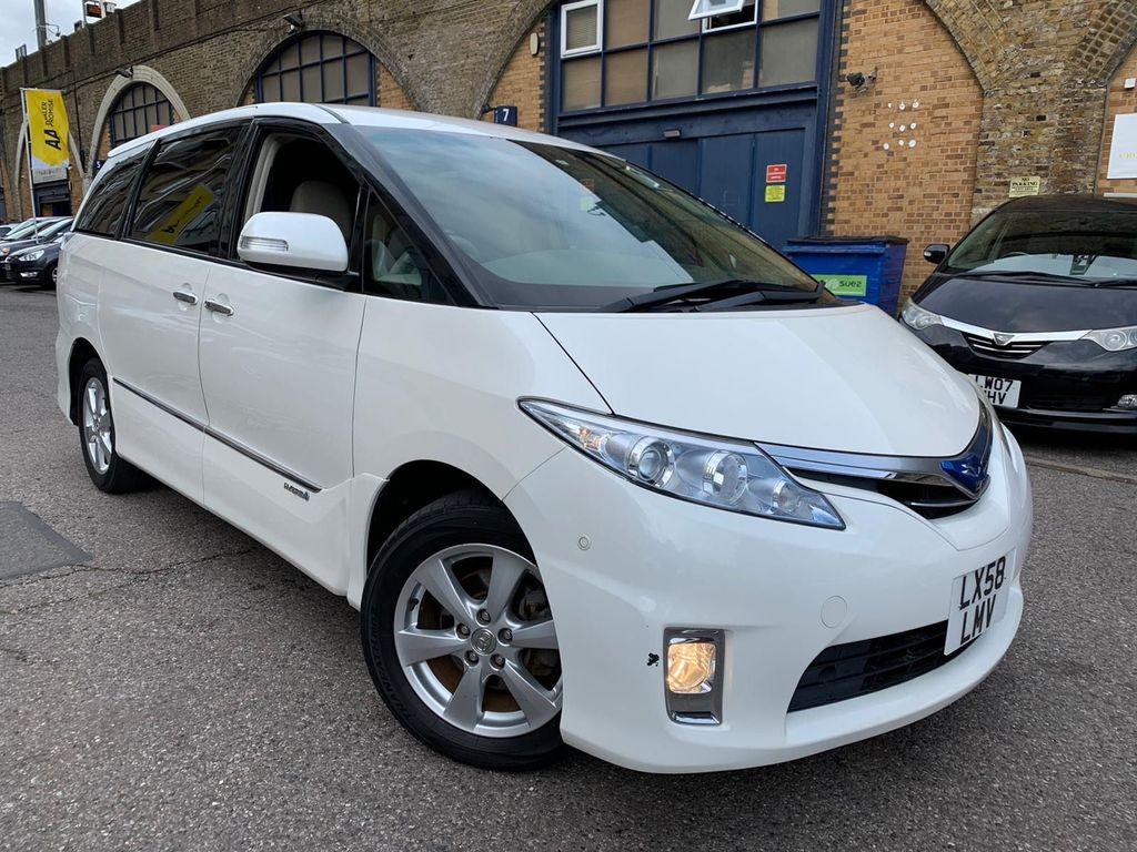 Toyota Estima MPV 2.4HYBRID+AUTO+G EDITION+FACE LIFT MODEL