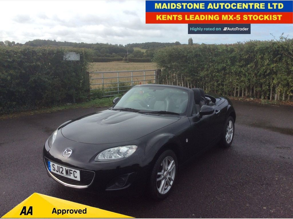 Mazda MX-5 Convertible 1.8 SE Roadster Leather A/C