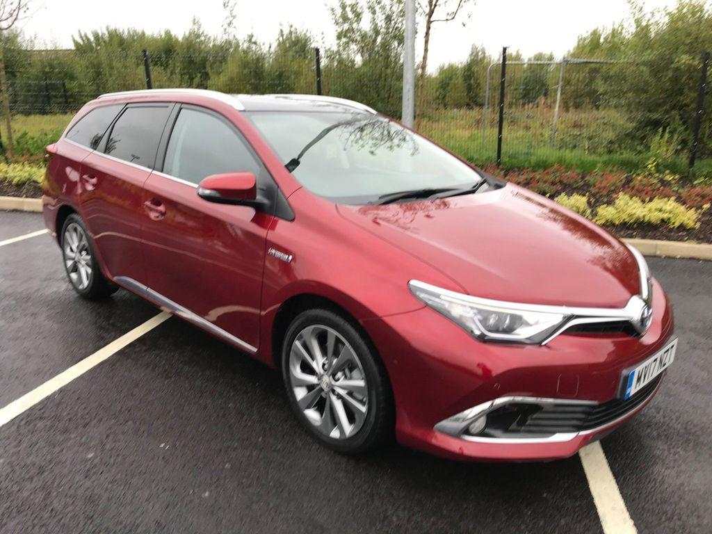 Toyota Auris Estate 1.8 VVT-h Excel Touring Sports CVT (s/s) 5dr (Safety Sense)