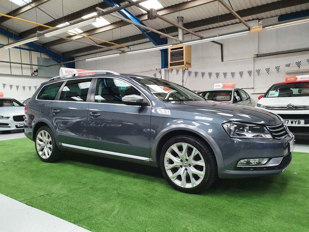 Volkswagen Passat Estate 2.0 TDI BlueMotion Tech Alltrack 4x4 (s/s) 5dr