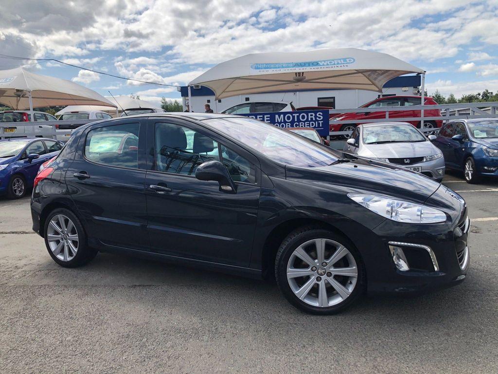 Peugeot 308 Hatchback 1.6 e-HDi Active (s/s) 5dr (Nav)