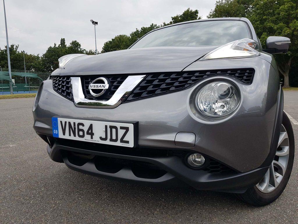 Nissan Juke SUV 1.6 Tekna XTRON 5dr EU5
