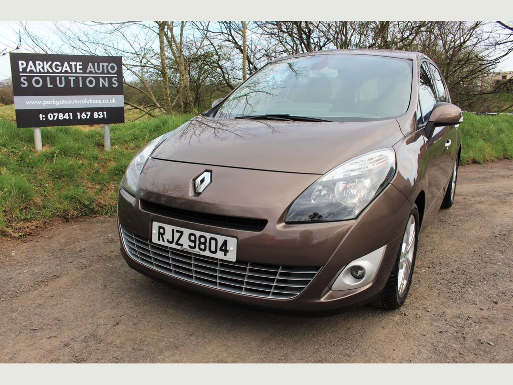 Renault Grand Scenic MPV 2.0 TD Dynamique TomTom 5dr