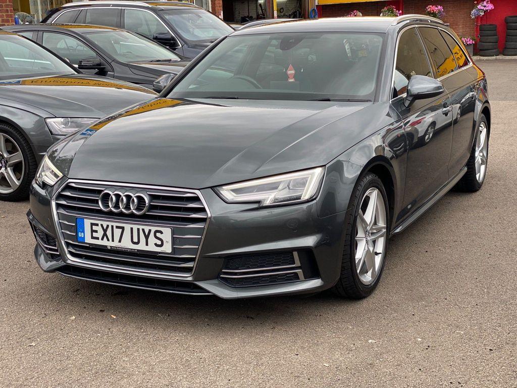 Audi A4 Avant Estate 2.0 TFSI S line Avant S Tronic (s/s) 5dr