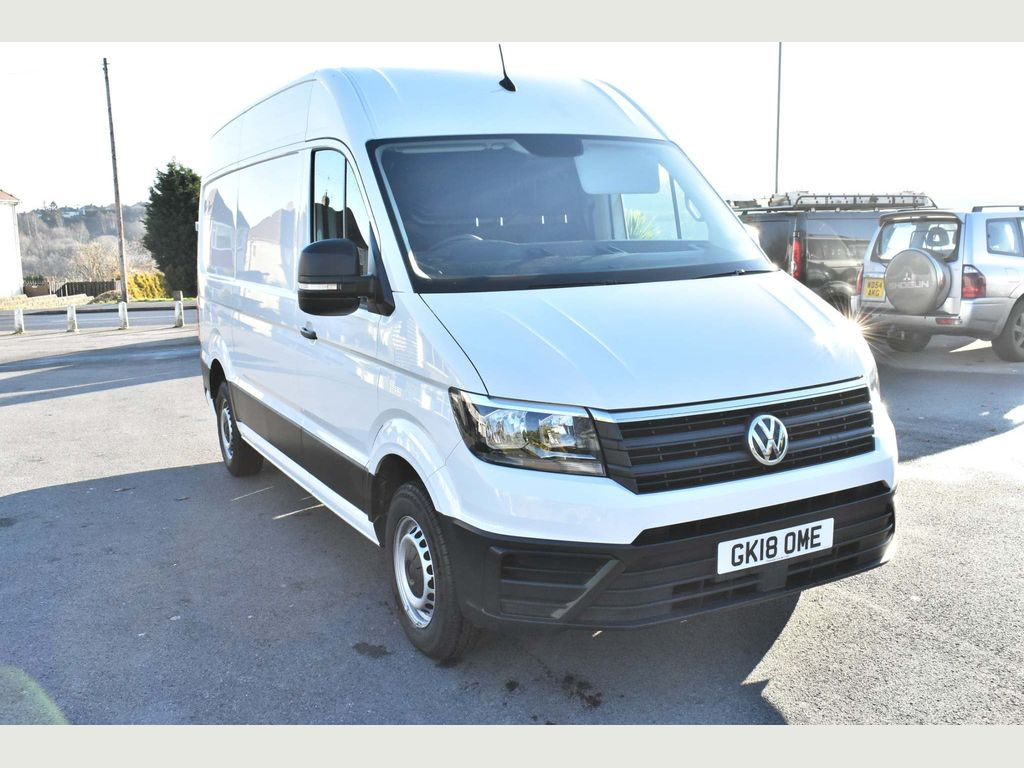 Volkswagen Crafter Panel Van 2.0 TDI CR35 Startline (Business) FWD 5dr