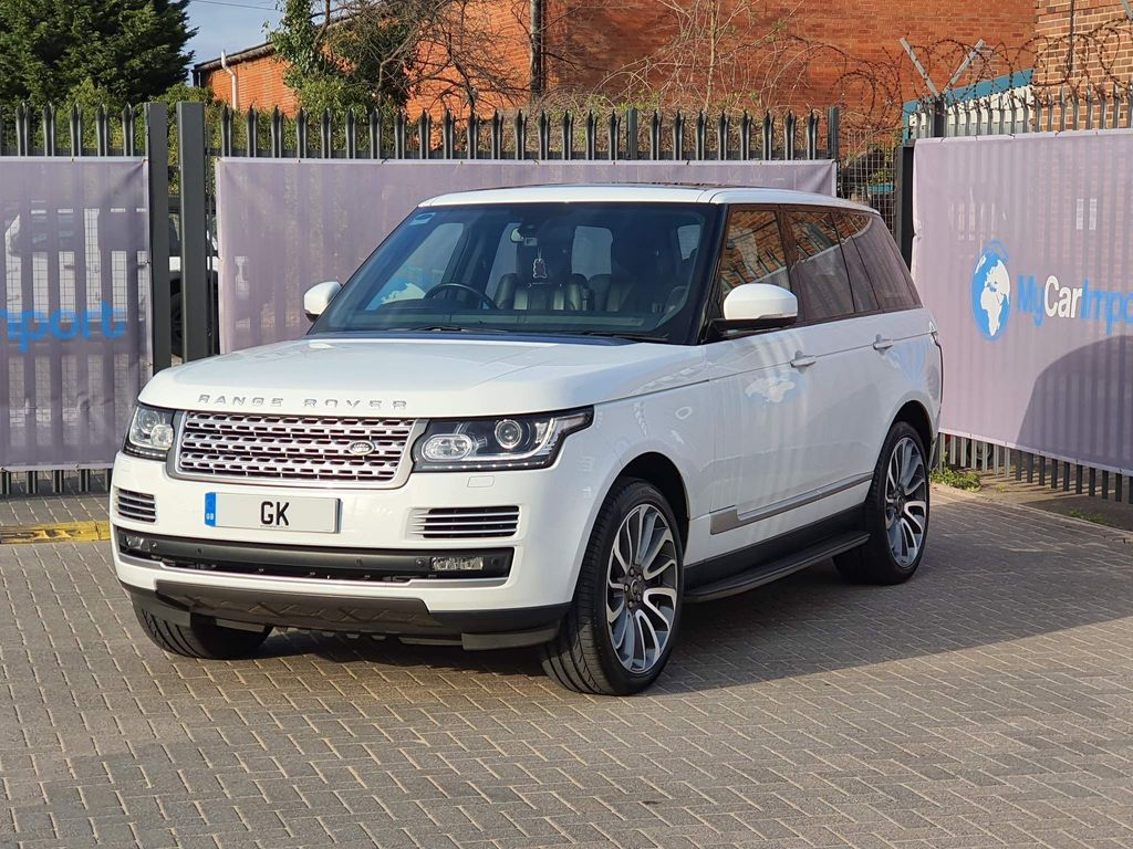 Land Rover Range Rover SUV 5.0 V8 Autobiography