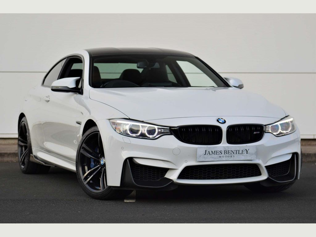 BMW M4 Coupe 3.0 BiTurbo (s/s) 2dr