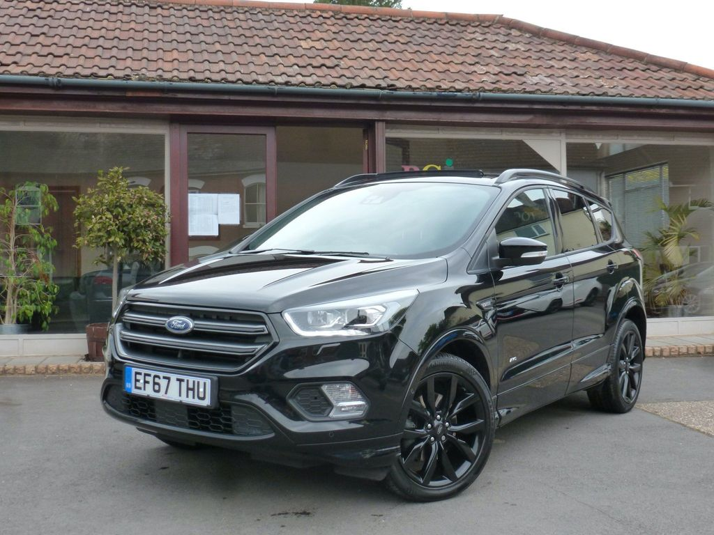 Ford Kuga SUV 2.0 TDCi ST-Line X AWD (s/s) 5dr