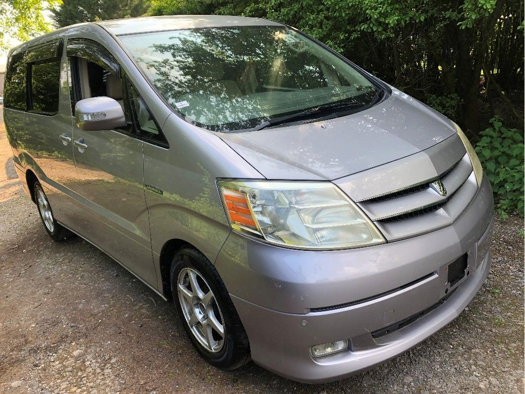 Toyota Alphard Unlisted FRESH IMPORT LOW MILES
