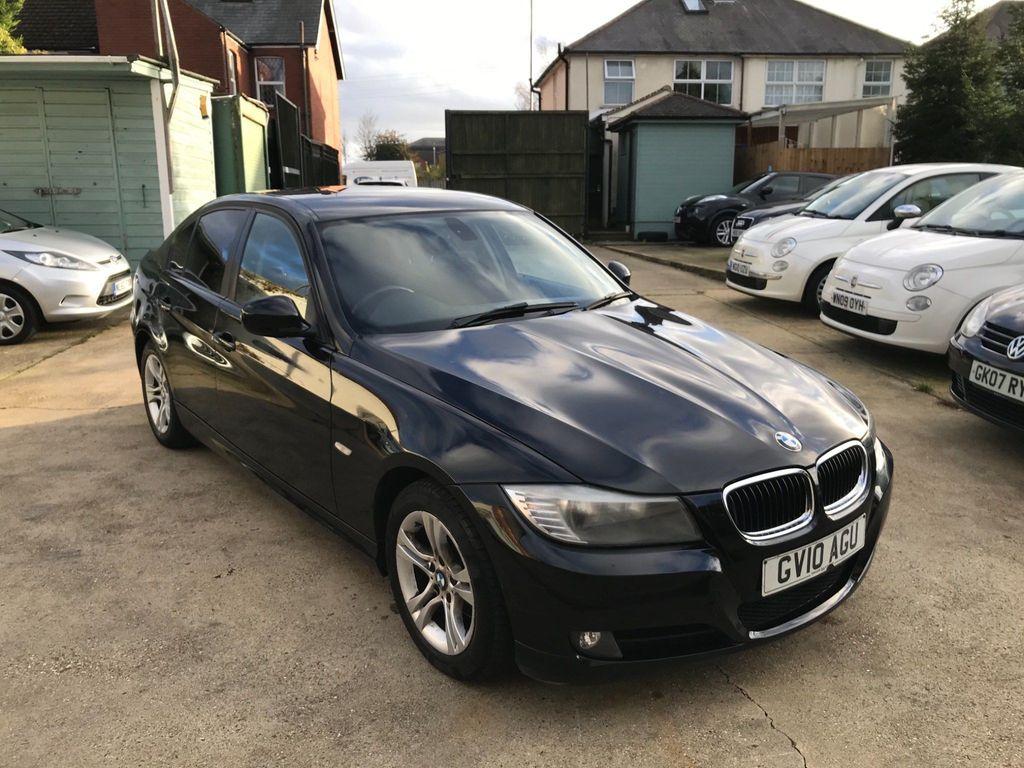 BMW 3 Series Saloon 2.0 316d ES 4dr