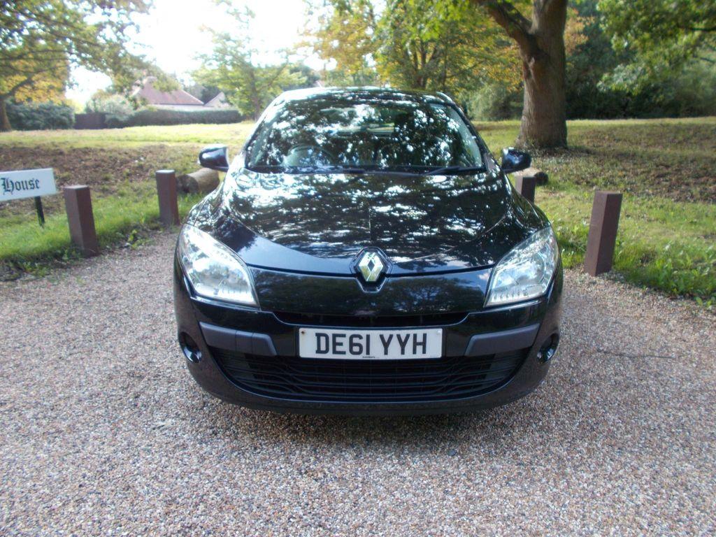 Renault Megane Hatchback 1.6 VVT Pzaz 5dr
