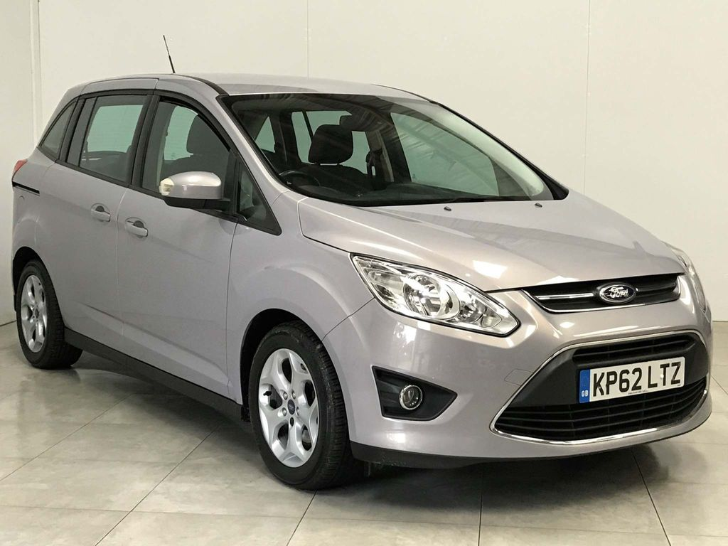 Ford Grand C-Max MPV 1.6 TDCi Zetec 5dr (7 Seats)