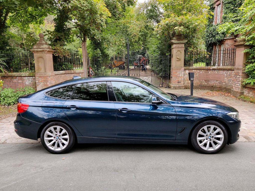 BMW 3 Series Gran Turismo Hatchback 2.0 320d SE GT (s/s) 5dr