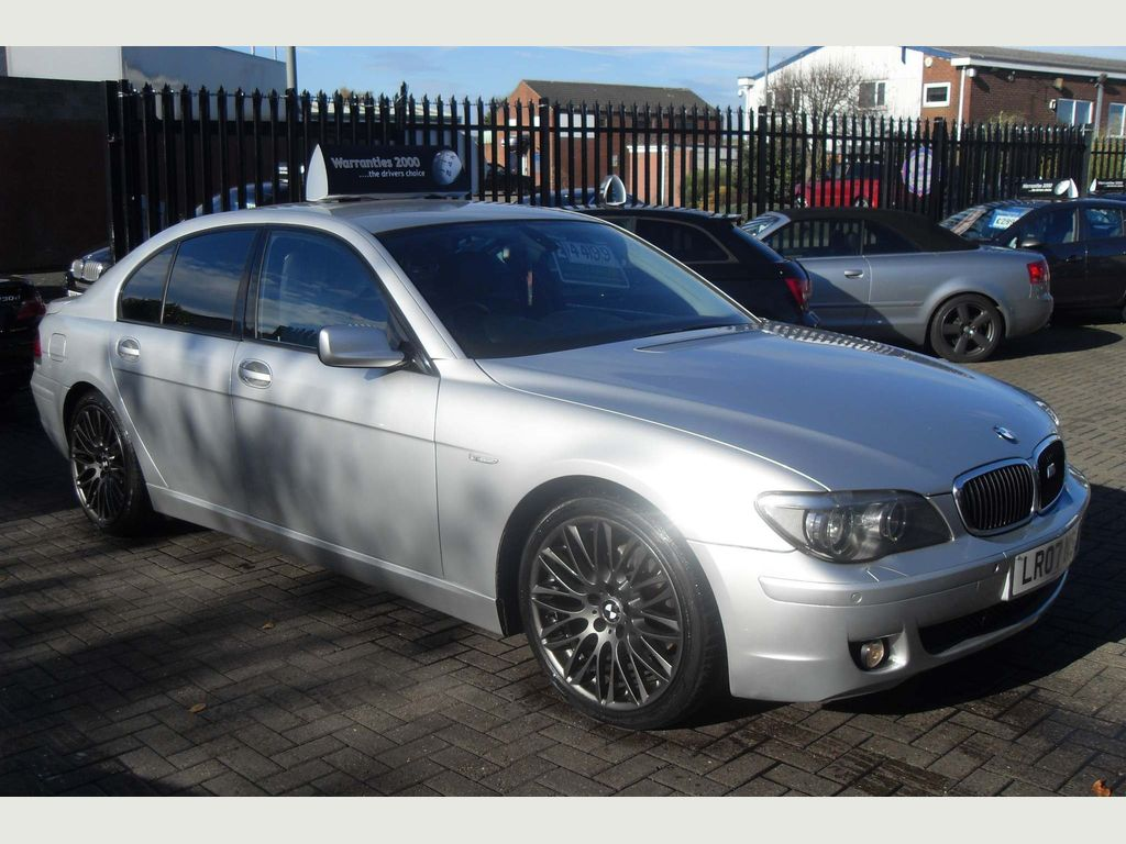 BMW 7 Series Saloon 3.0 730d Sport 4dr
