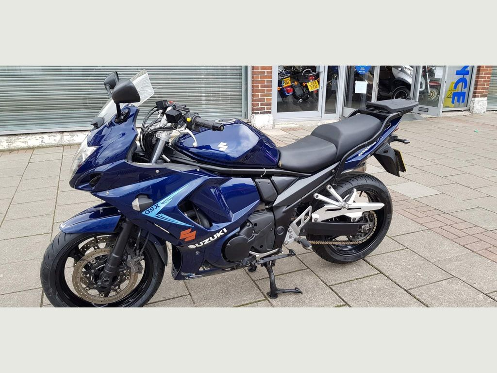 Suzuki GSX1250 Super Sports 1250 FA