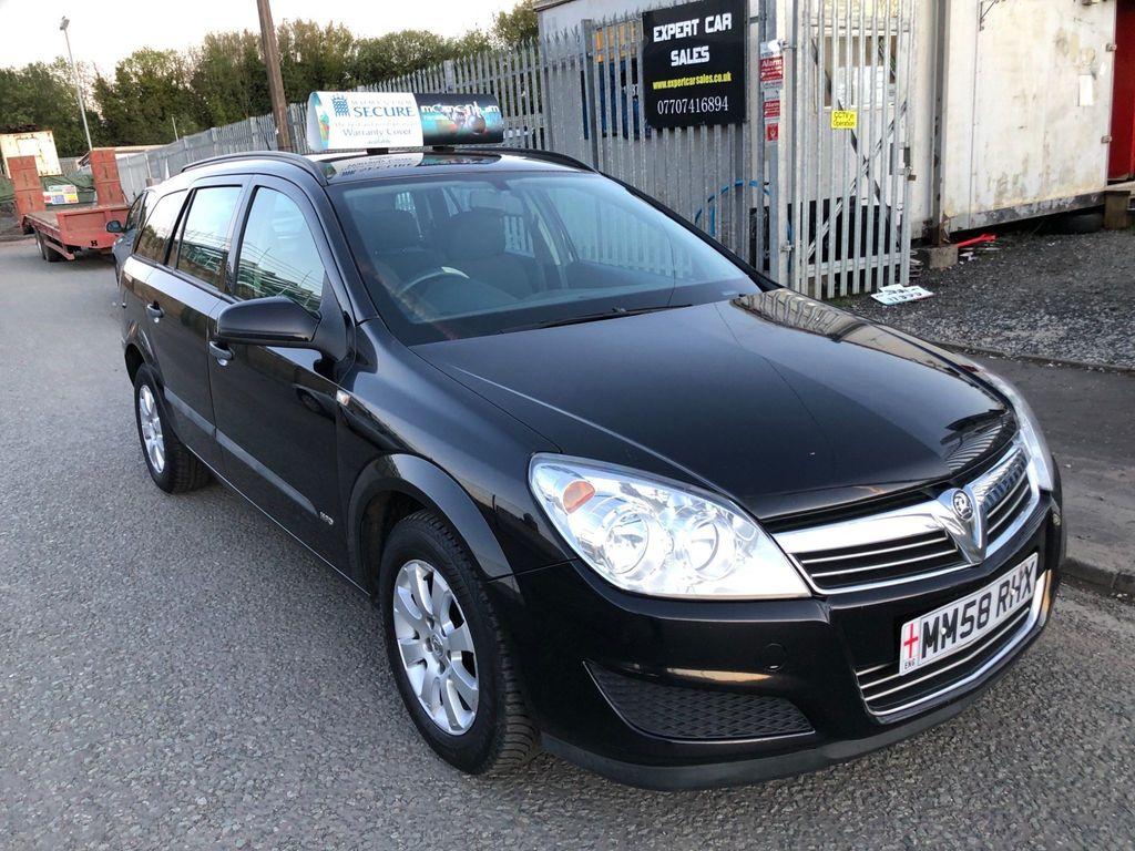 Vauxhall Astra Estate 1.7 CDTi 16v Club 5dr