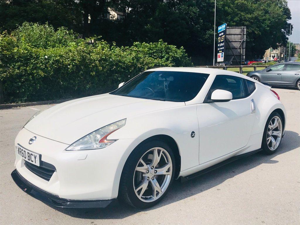 Nissan 370 Z Coupe 3.7 V6 GT 3dr