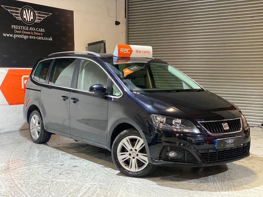 SEAT Alhambra MPV 2.0 TDI SE DSG 5dr