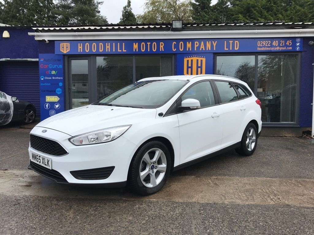 Ford Focus Estate 1.5 TDCi Style (s/s) 5dr