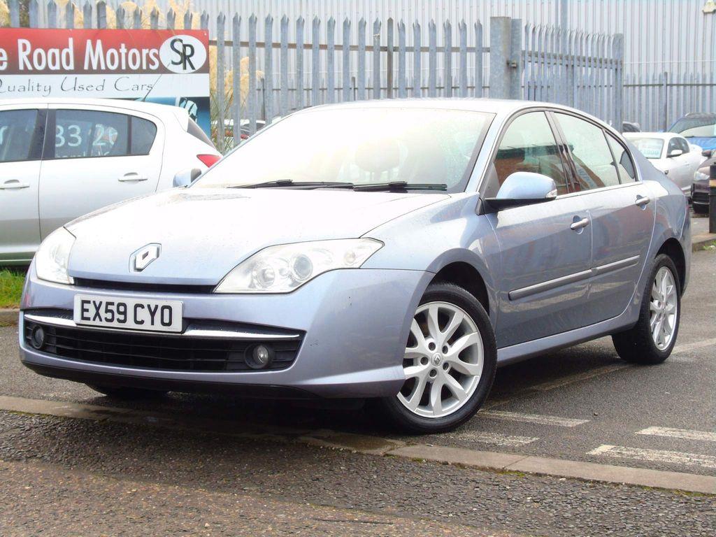 Renault Laguna Hatchback 2.0 dCi Dynamique 5dr