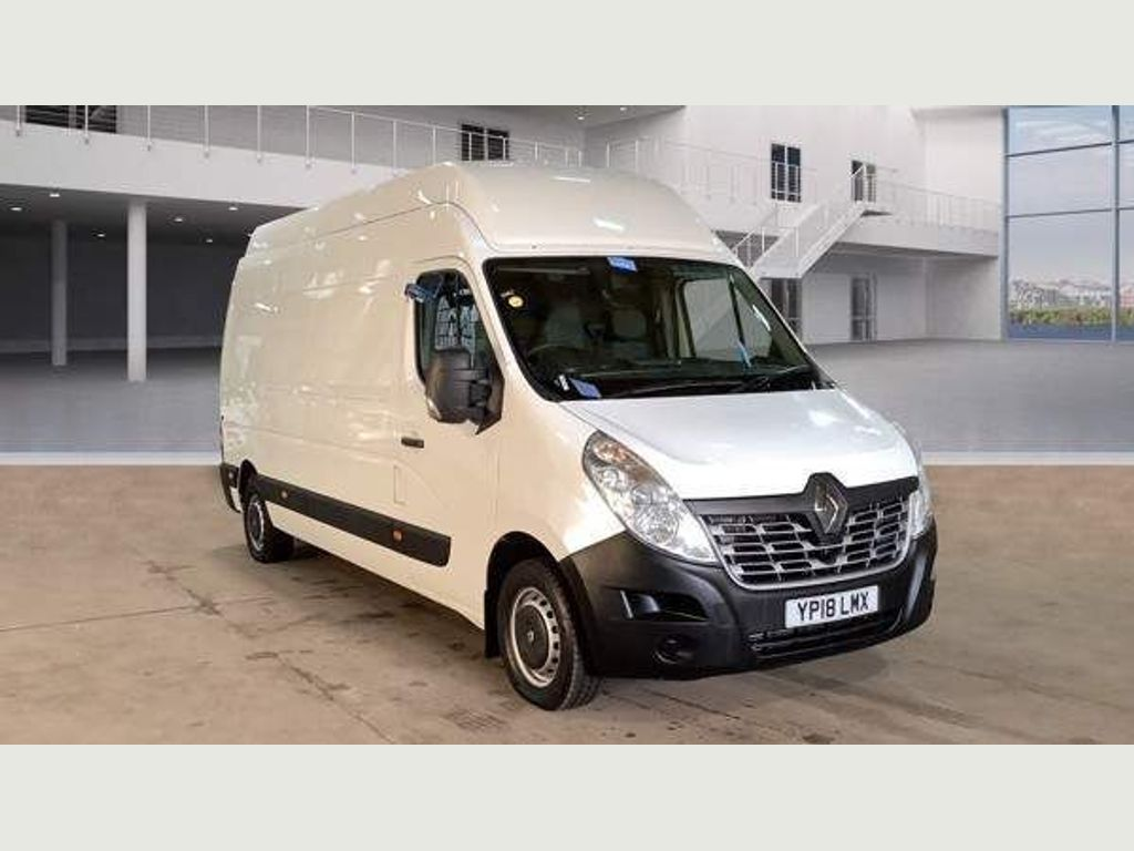 Renault Master Panel Van 2.3 dCi ENERGY 35 Business FWD LWB High Roof EU6 (s/s) 5dr