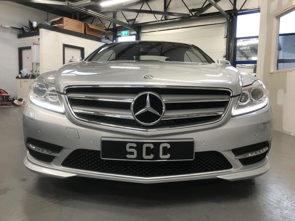Mercedes-Benz CL Coupe 4.7 CL500 BlueEFFICIENCY 7G-Tronic 2dr