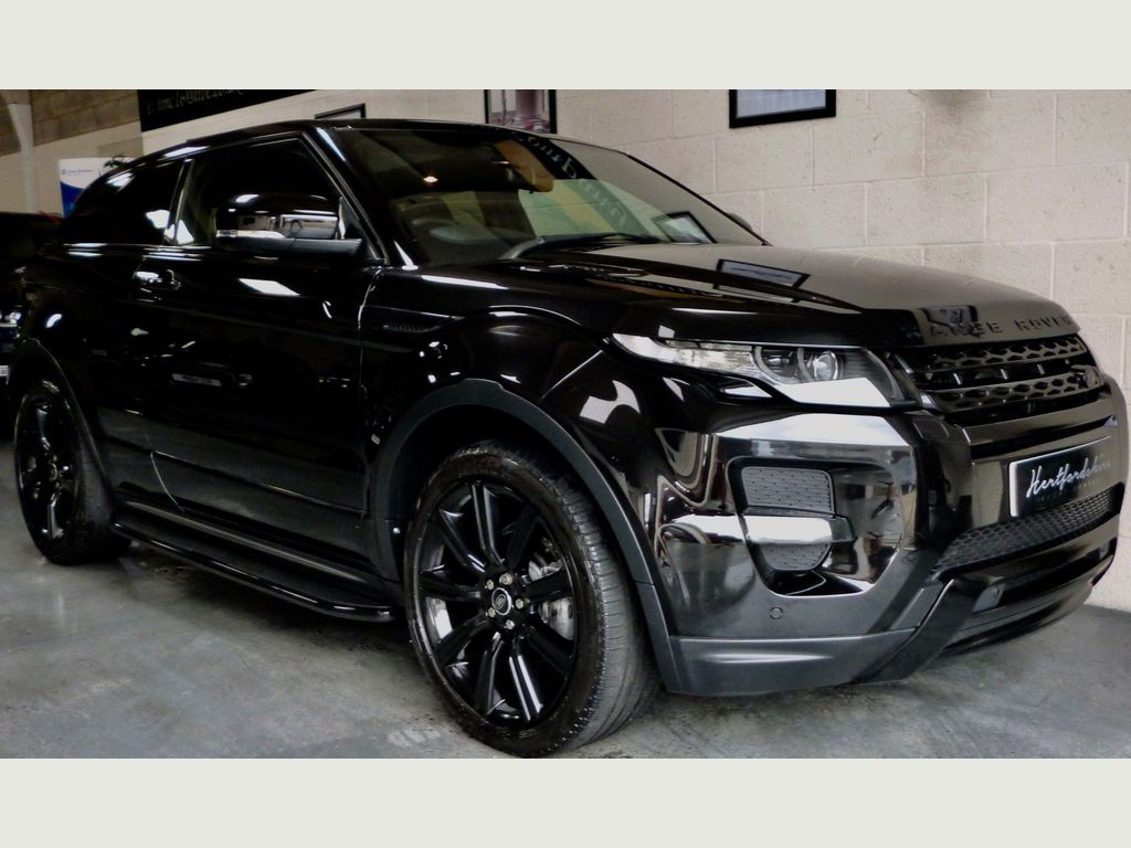 Land Rover Range Rover Evoque Coupe 2.2 SD4 Special Edition 4X4 3dr
