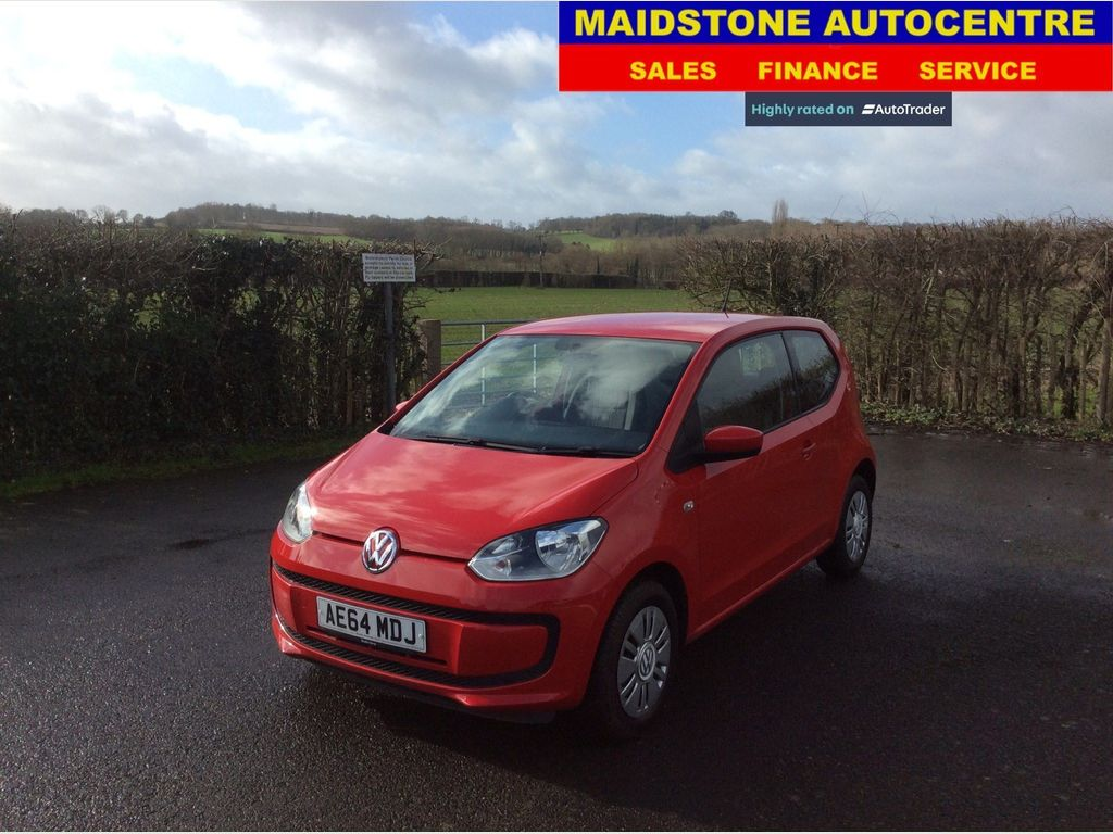 Volkswagen up! Hatchback 1.0 with Air Conditioning