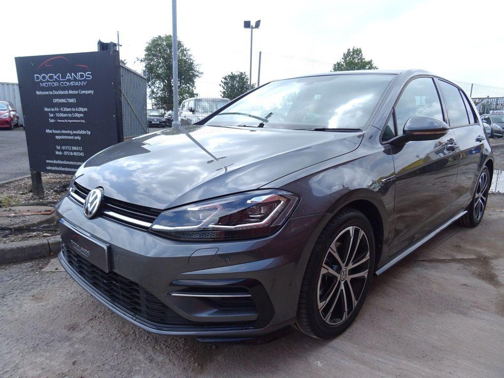 Volkswagen Golf Hatchback 2.0 TDI R-Line Edition DSG (s/s) 5dr