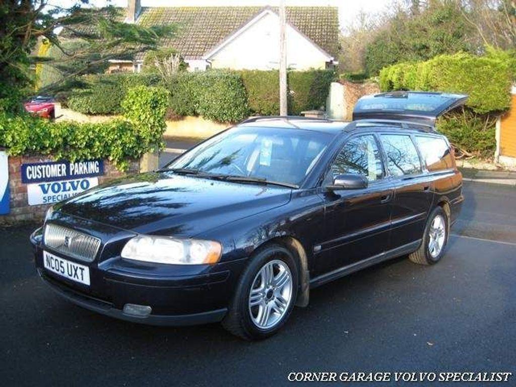 Volvo V70 Estate 2.4 D5 S 5dr