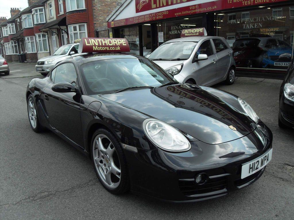 Porsche Cayman Coupe 2.7 987 2dr
