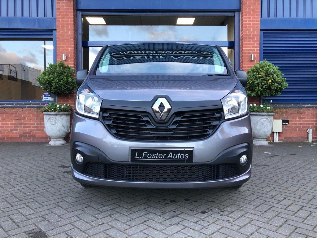 Renault Trafic Panel Van 1.6 dCi 29 Business+ LWB Standard Roof EU6 5dr
