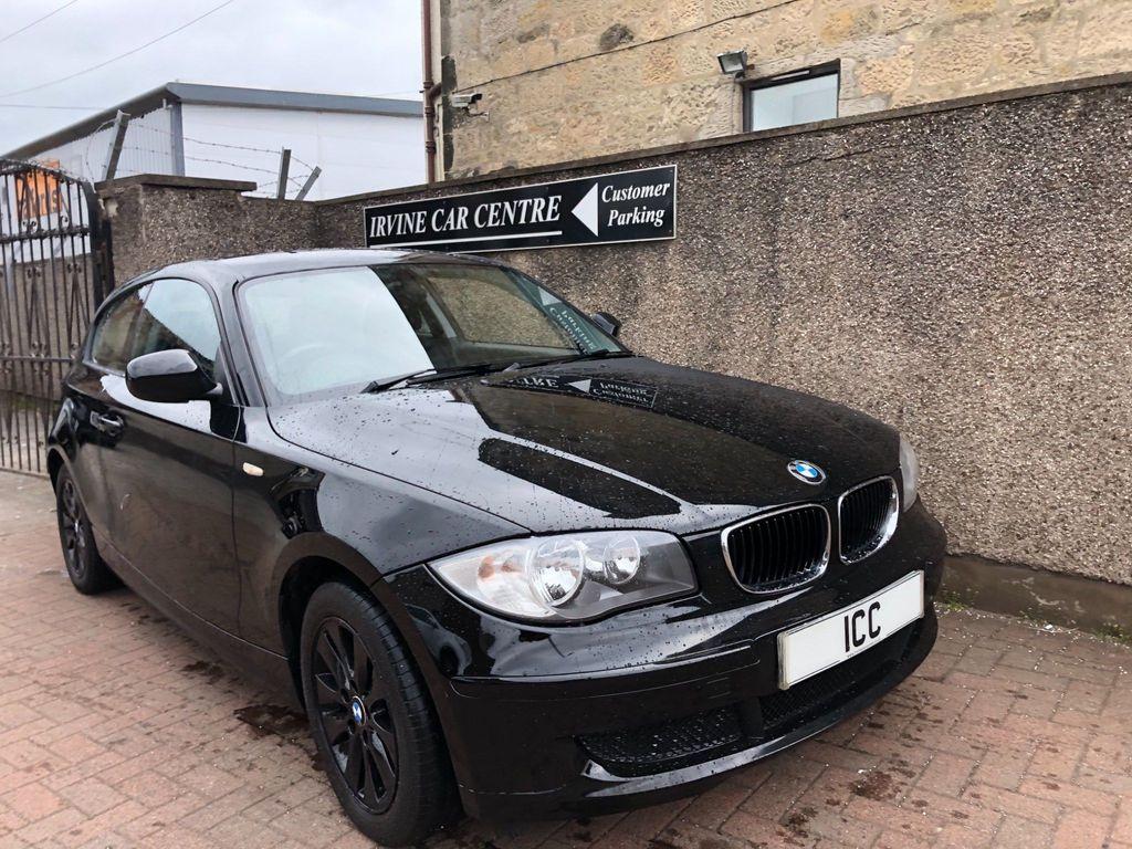 BMW 1 Series Hatchback 2.0 116i ES 3dr
