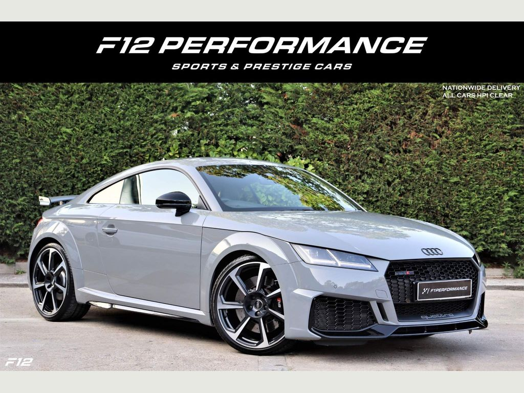Audi TT RS Coupe 2.5 TFSI Sport Edition S Tronic quattro (s/s) 3dr