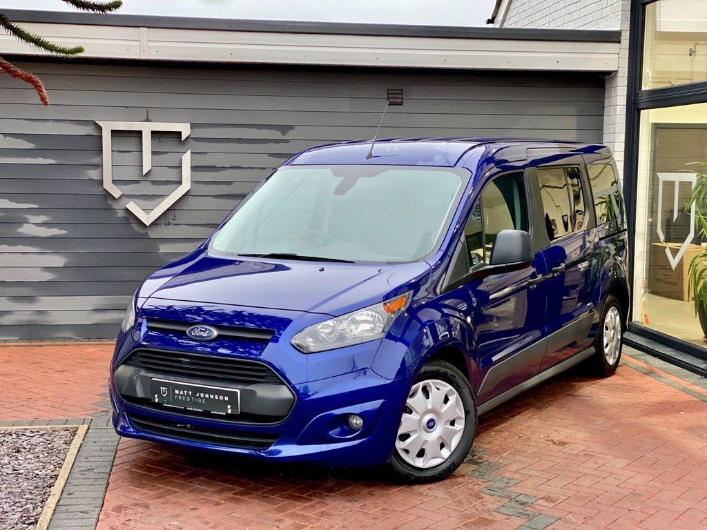 Ford Tourneo Connect MPV 1.5 EcoBlue Zetec (s/s) 5dr