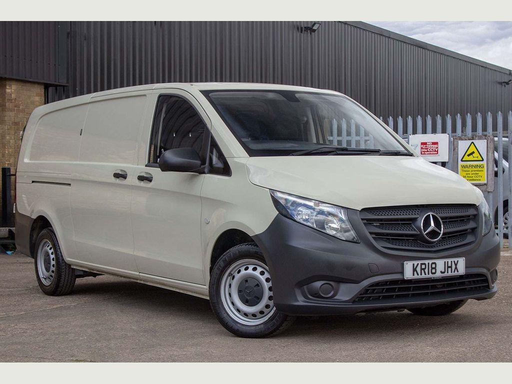 Mercedes-Benz Vito Panel Van 1.6 111 CDi FWD L3 EU6 5dr