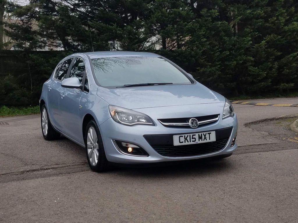 Vauxhall Astra Hatchback 1.6i Elite 5dr