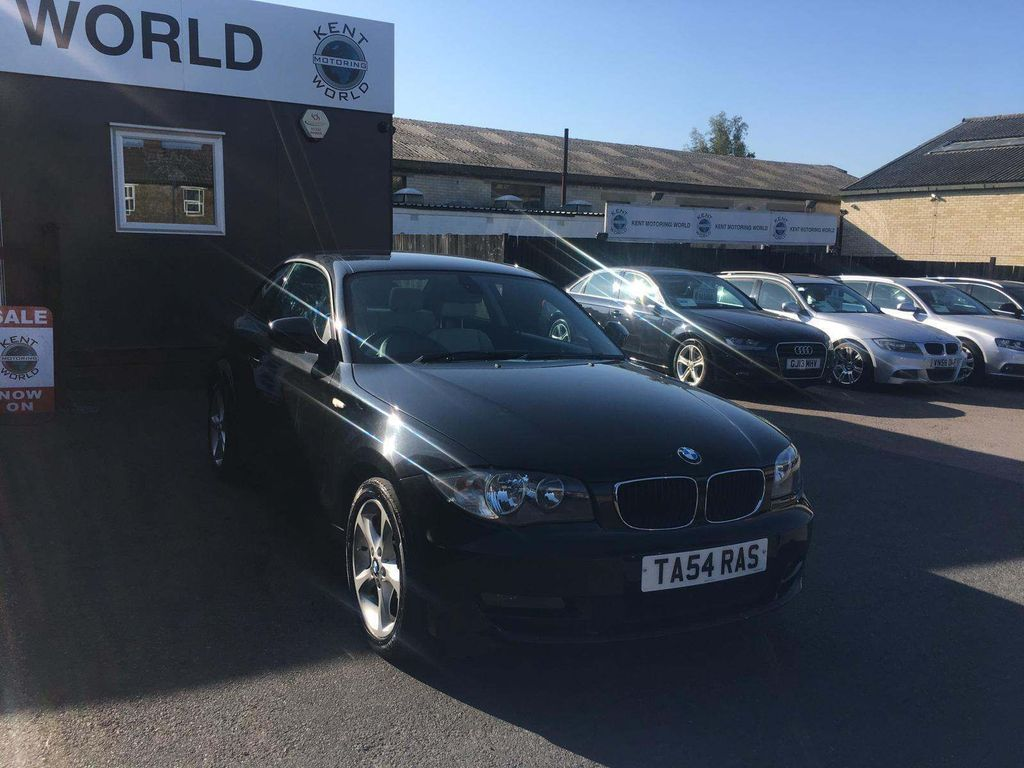 BMW 1 Series Coupe 2.0 120i SE 2dr