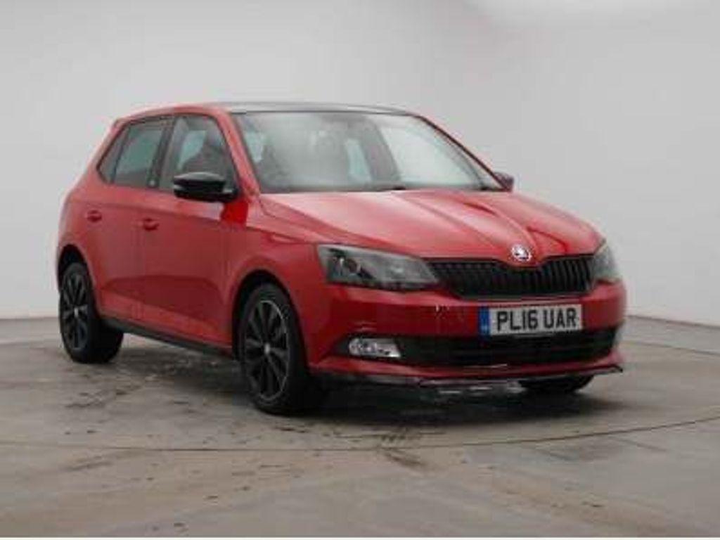 SKODA Fabia Hatchback 1.0 Monte Carlo (s/s) 5dr